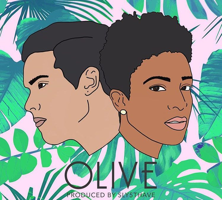 Denitia and Sene Drop a New Song Called 'Olive'